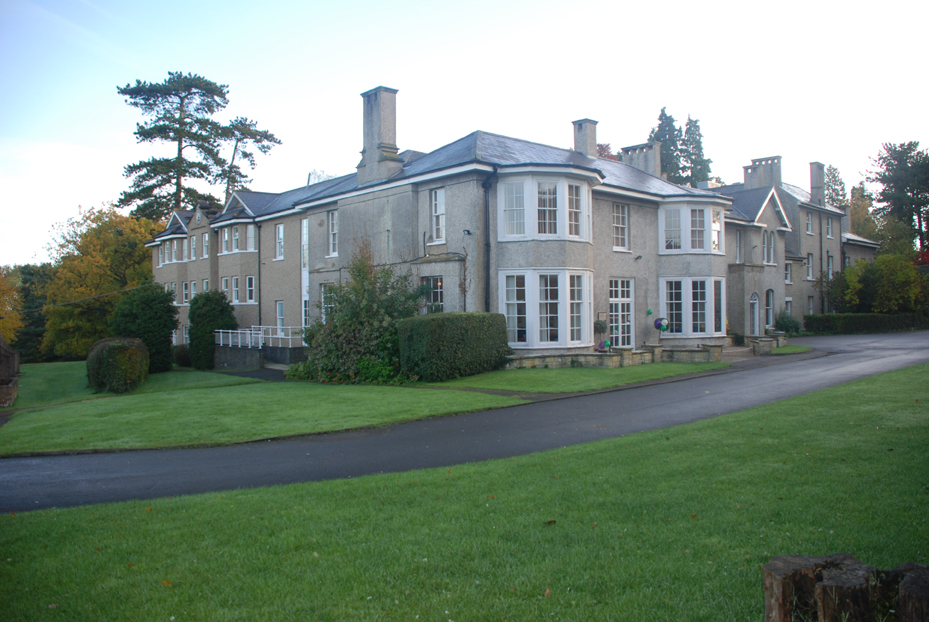 Felden Lodge in Hemel Hempstead, home of the conference