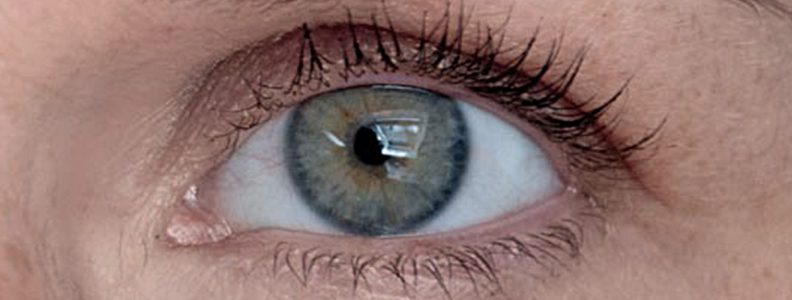 Blink frequently to lubricate your eyes naturally and avoid staring.